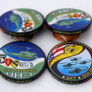 AAHF Challenge Coins