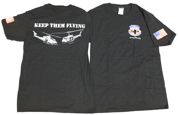 Tshirt, Keep Them Flying
