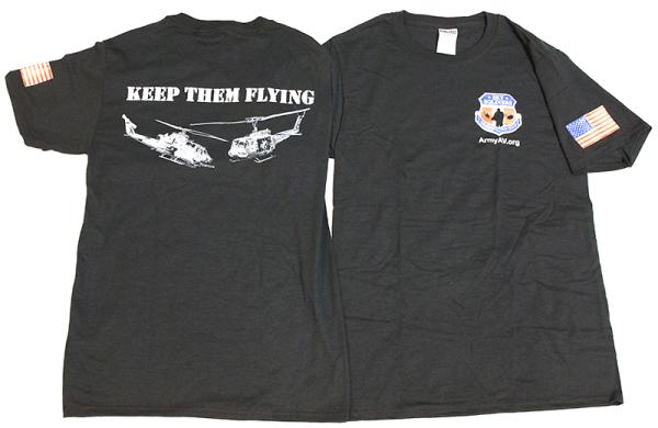 Tshirt, Keep Them Flying